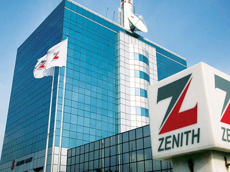 Zenith Bank customer