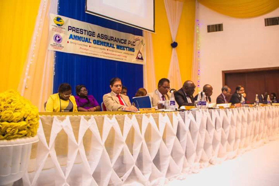 Prestige Assurance Clears Accumulated Losses, to Pay Dividend