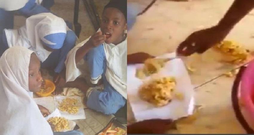 school feeding in Kano NSIO
