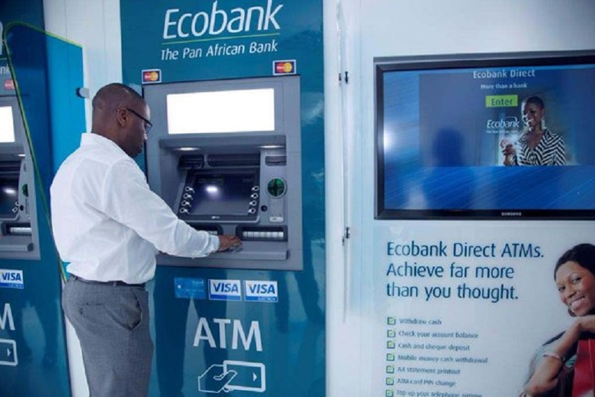 Ecobank at Total Filling Station