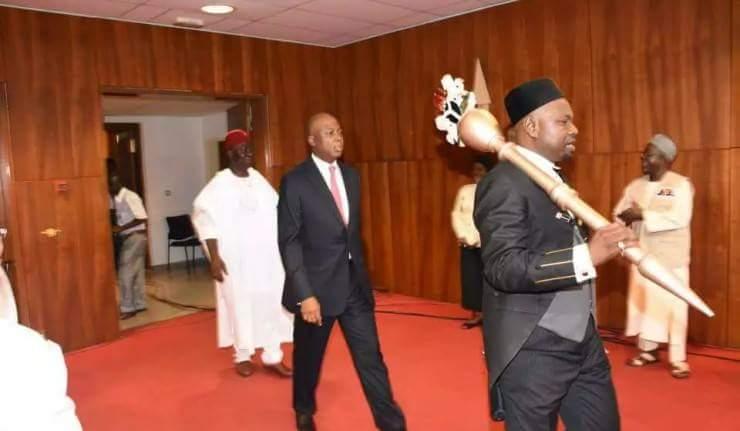 BREAKING: 15 APC Senators Decamp to PDP