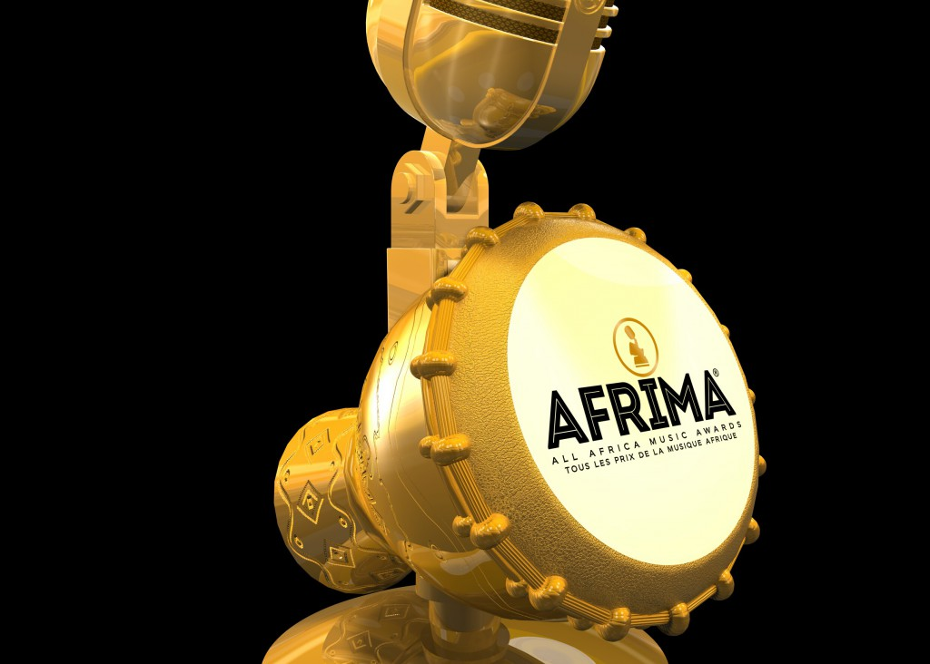 AFRIMA-Trophy