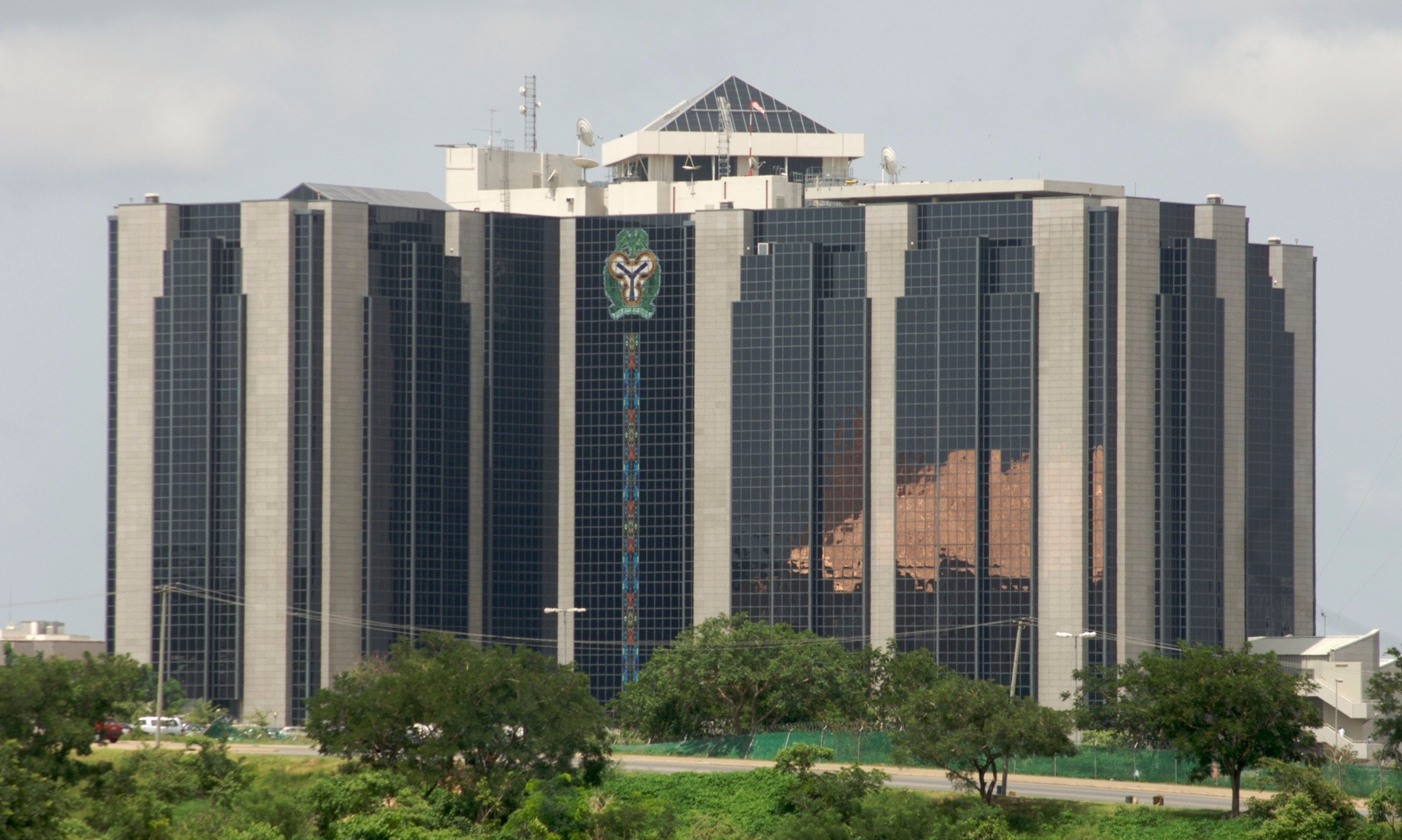 CBN interbank forex market