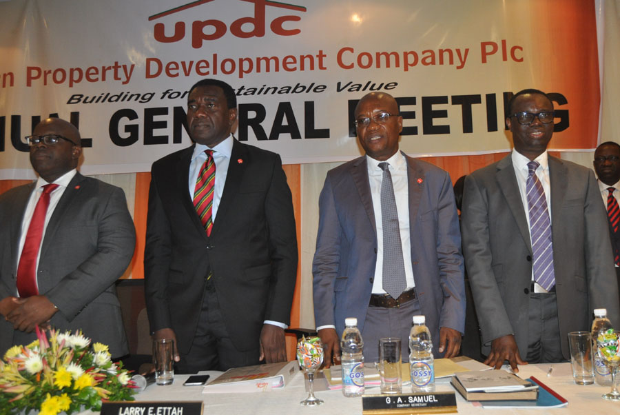 Kasali Takes over as UACN Property Development Company Chairman