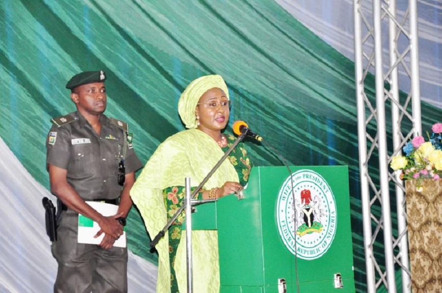 Aisha Buhari Accuses ADC of Diverting Her N2.5b