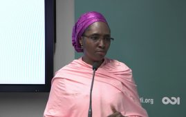 zainab ahmed finance minister