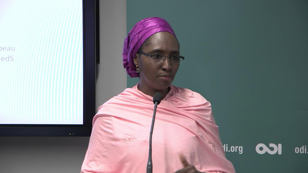 zainab ahmed finance minister