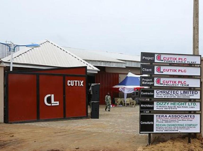 Cutix plc