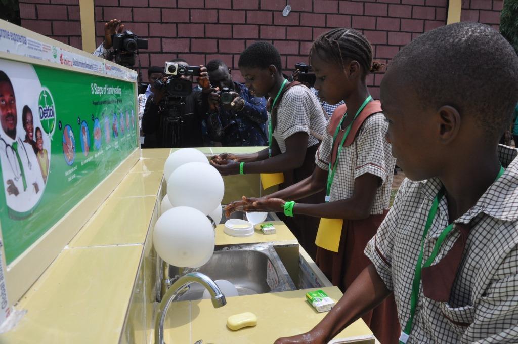 Dettol Urges Nigerians to Imbibe Handwashing Habit