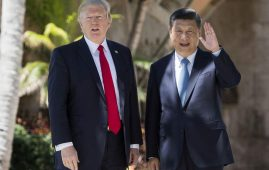 Trump Xi Jinping China United States