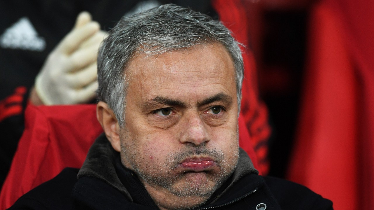 jose mourinho sack Man United