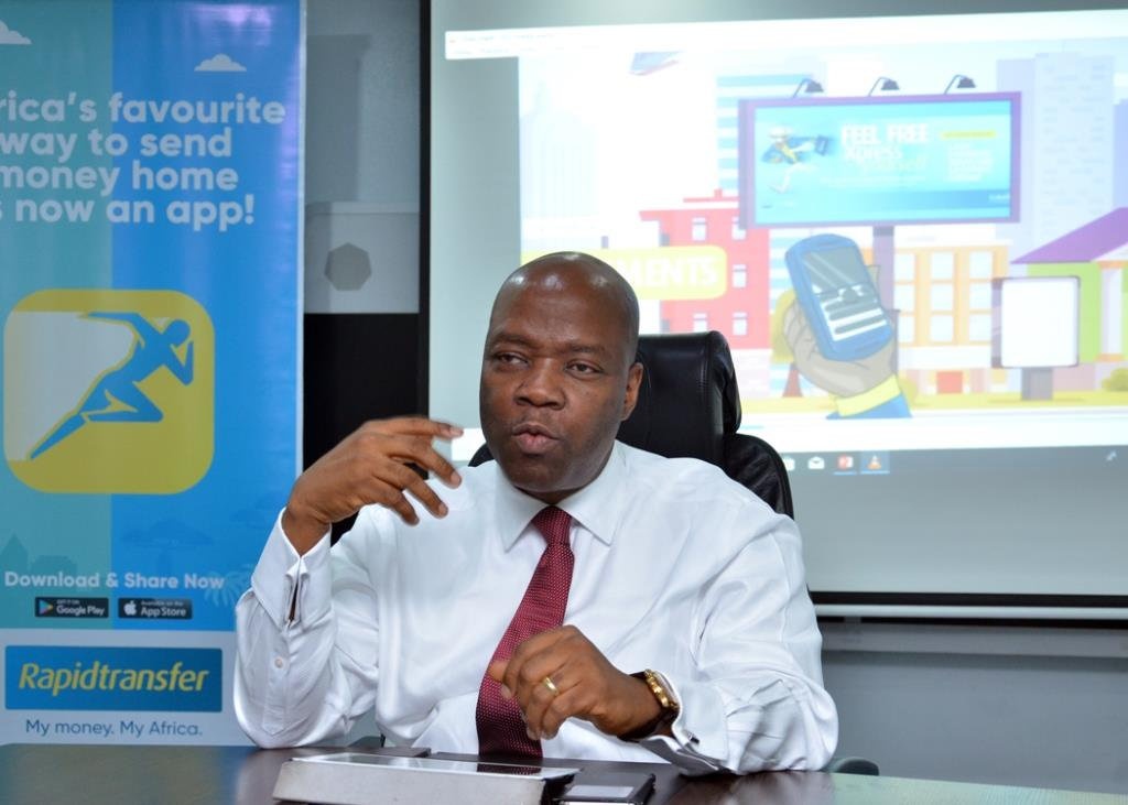 RapidTransfer App Allows Nigerians Get 100% Remittances—Ecobank MD