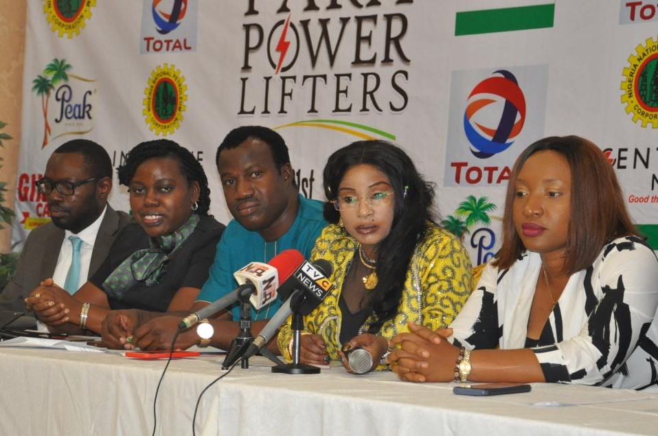 Heritage Bank Supports Para-Powerlifting Federation