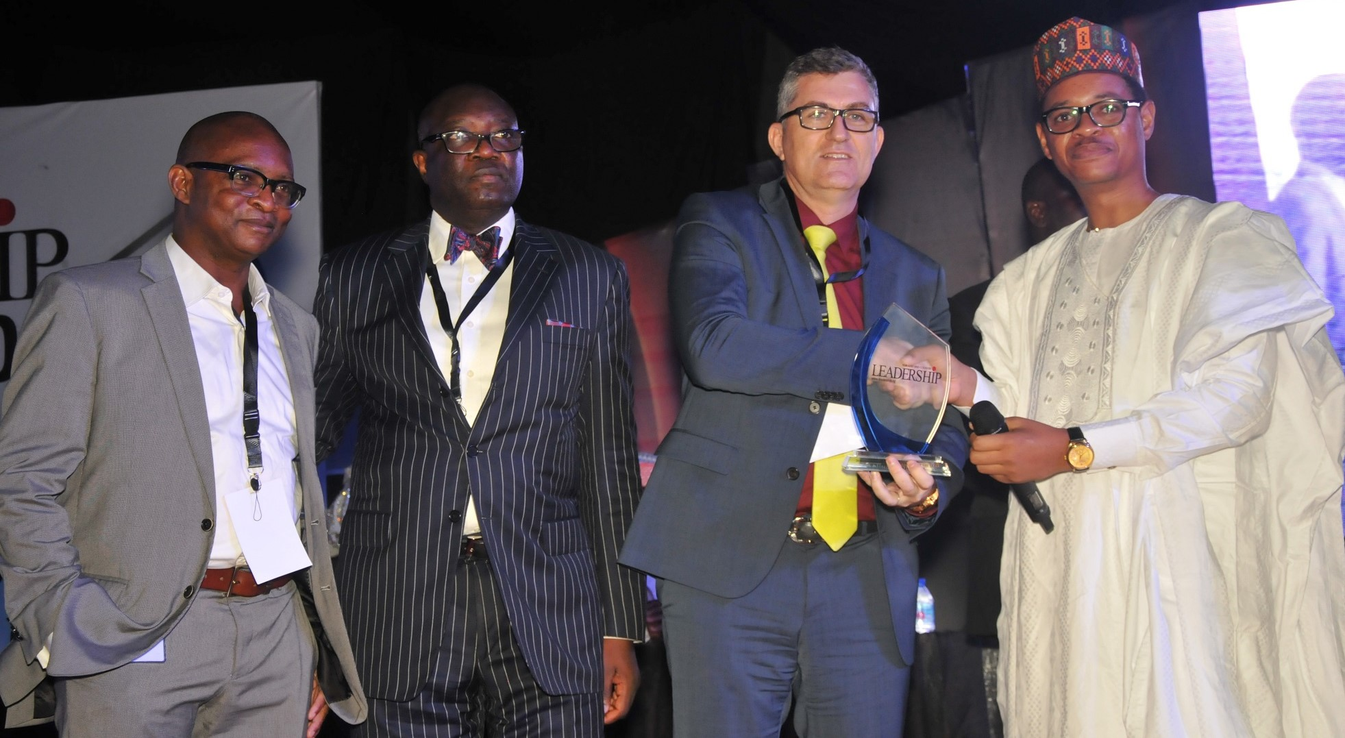 9mobile Shines with 'Telecom Company of the Year 2018' Award