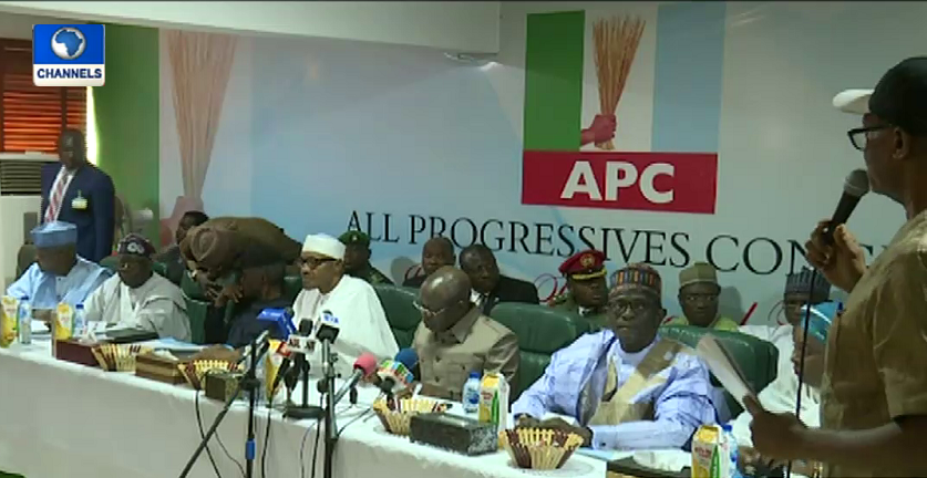 Buhari Threatens Ballot Box Snatchers With Death