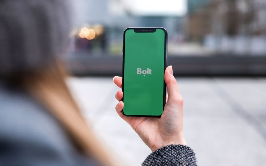 taxify to bolt