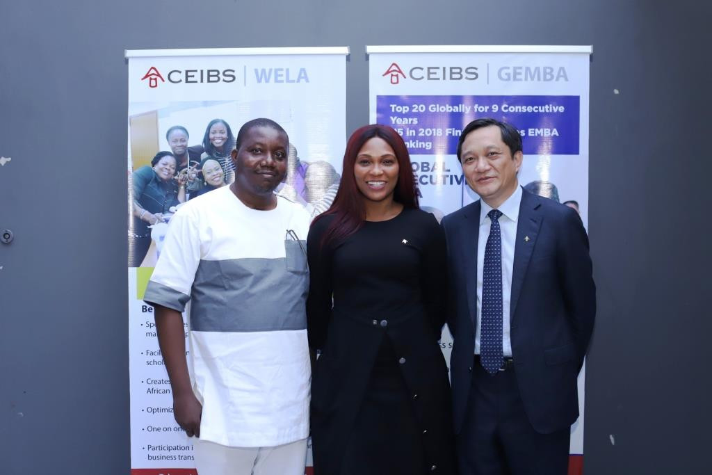 CEIBS Chief Recommends Chinese Model for Economic Growth