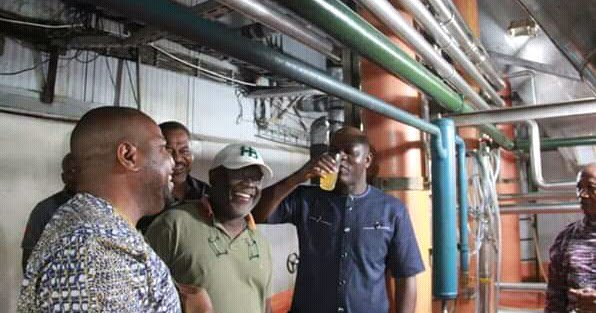 Golden Guinea Breweries Resumes Production After N3.6bn Lifeline