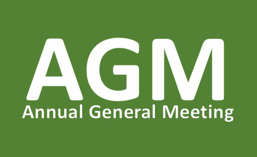 Annual General Meeting AGM