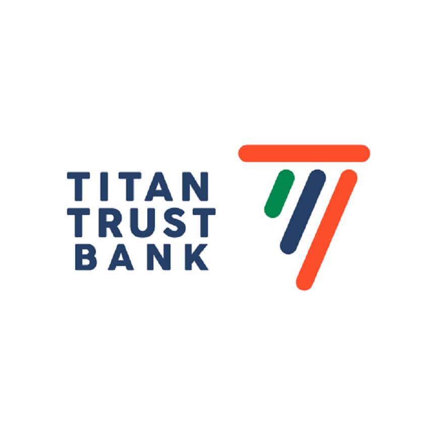 TITAN TRUST BANK LOGO