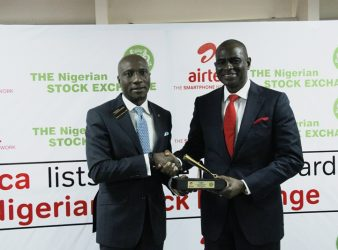 Airtel Africa on NSE