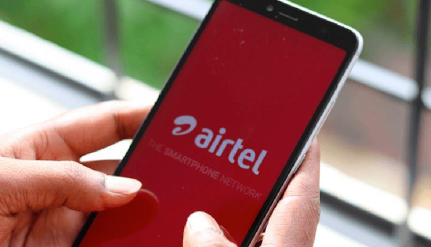 Airtel Top Notch smartphone