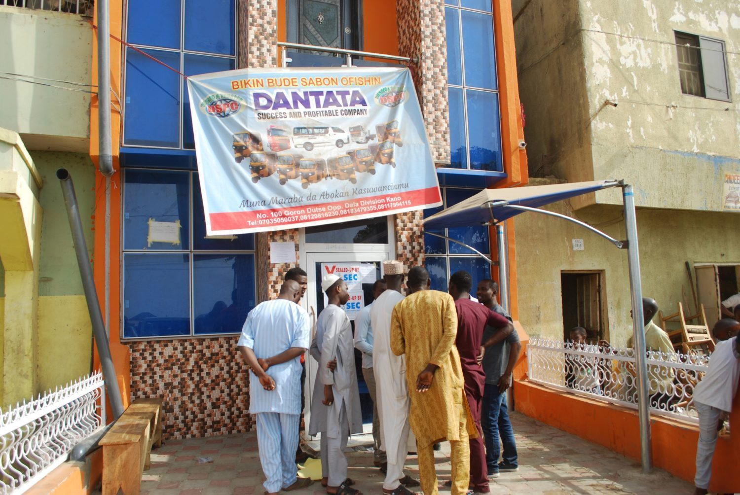 Dantata Success and Profitable Company
