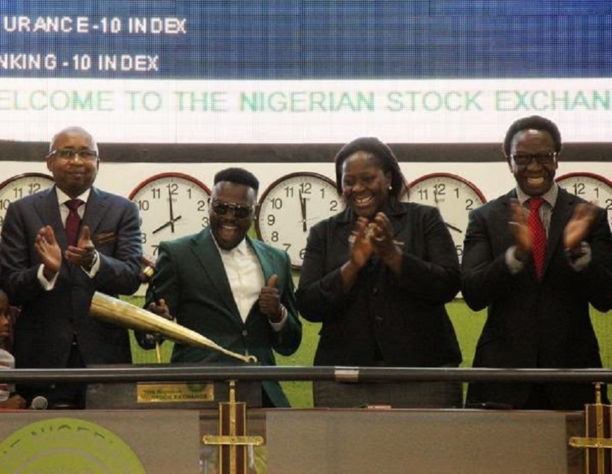 NSE Index gains