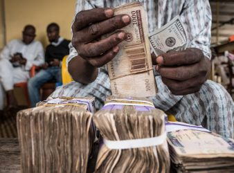 naira at forex market