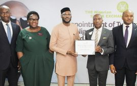 2Baba NSE Good Cause Ambassador