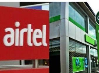 Airtel Glo subscribers