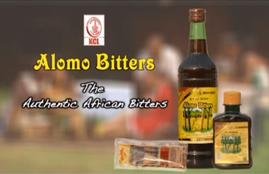 Alomo Bitters Kasapreko