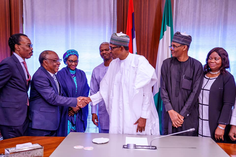 Buhari economic advisory council