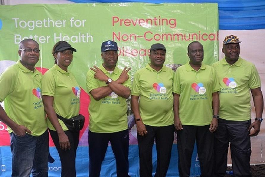 Ecobank Nigeria Cancer Walk