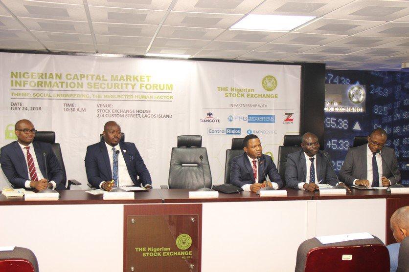 Nigerian Capital Market Information Security Forum
