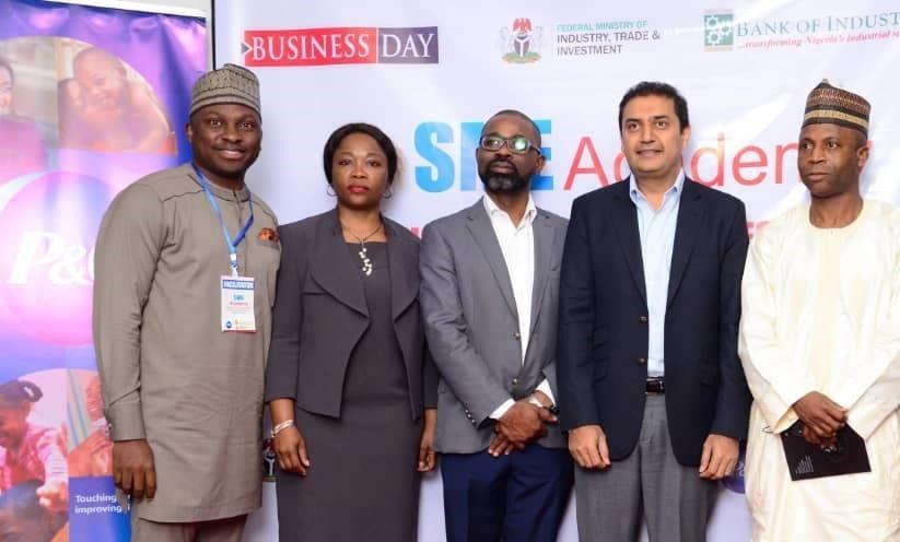 P&G Nigeria Partners FG, BoI to Start SME Academy