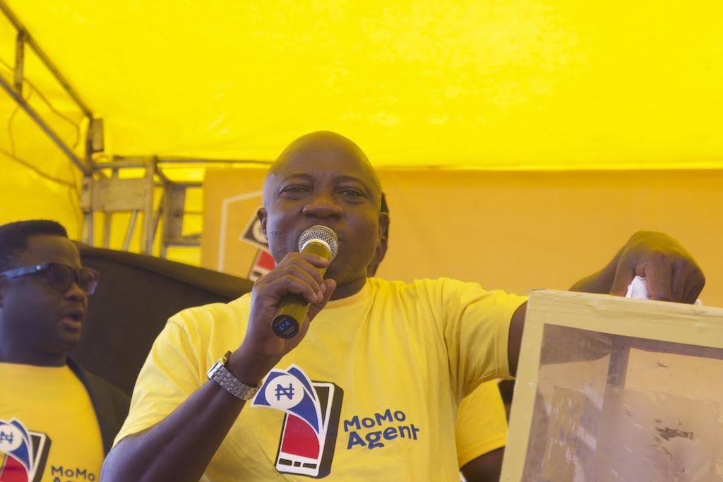 Sanyeri Afonja at igando Market