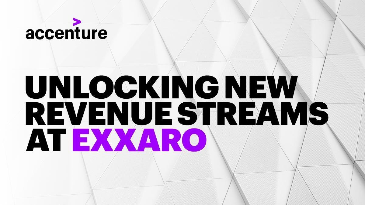 accenture exxaro revenue streams