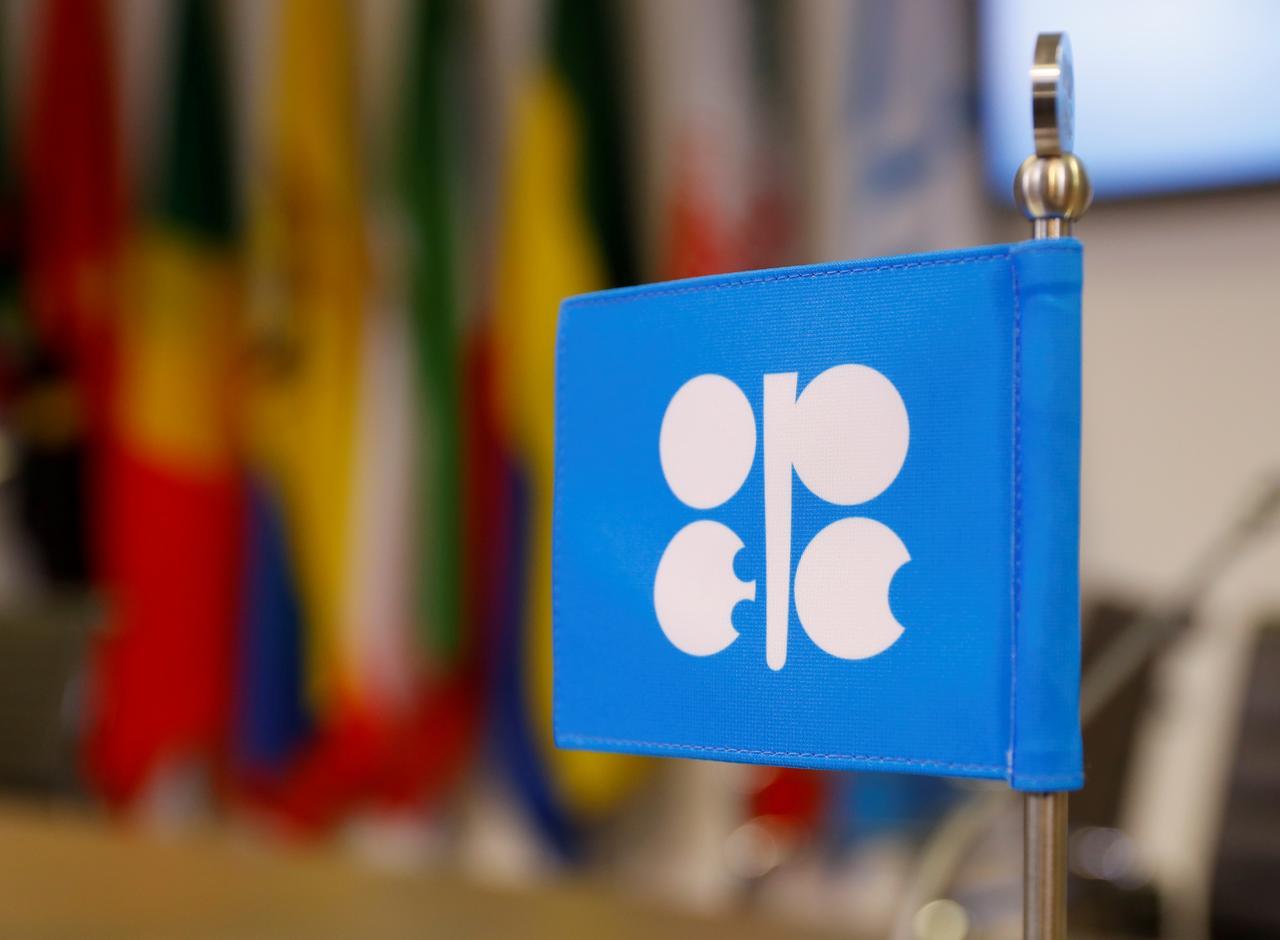 opec oil output