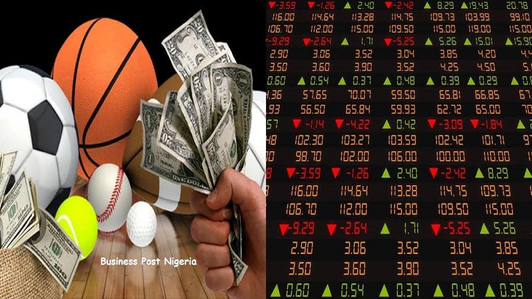 stock trading vs sports betting