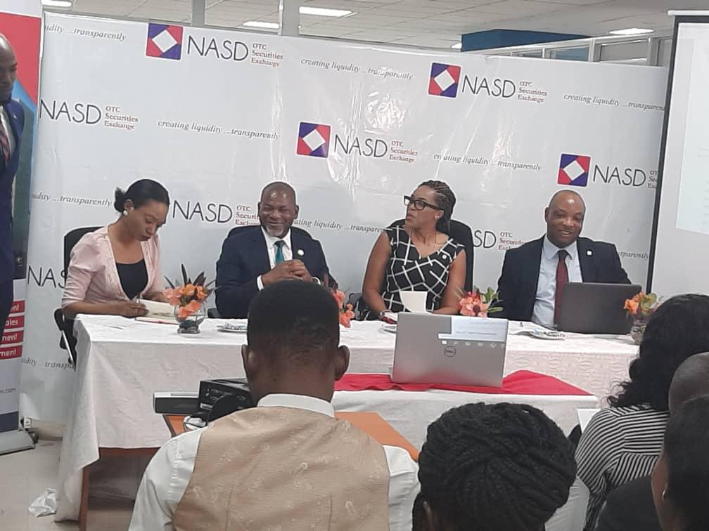 NASD Afriland Investors Call