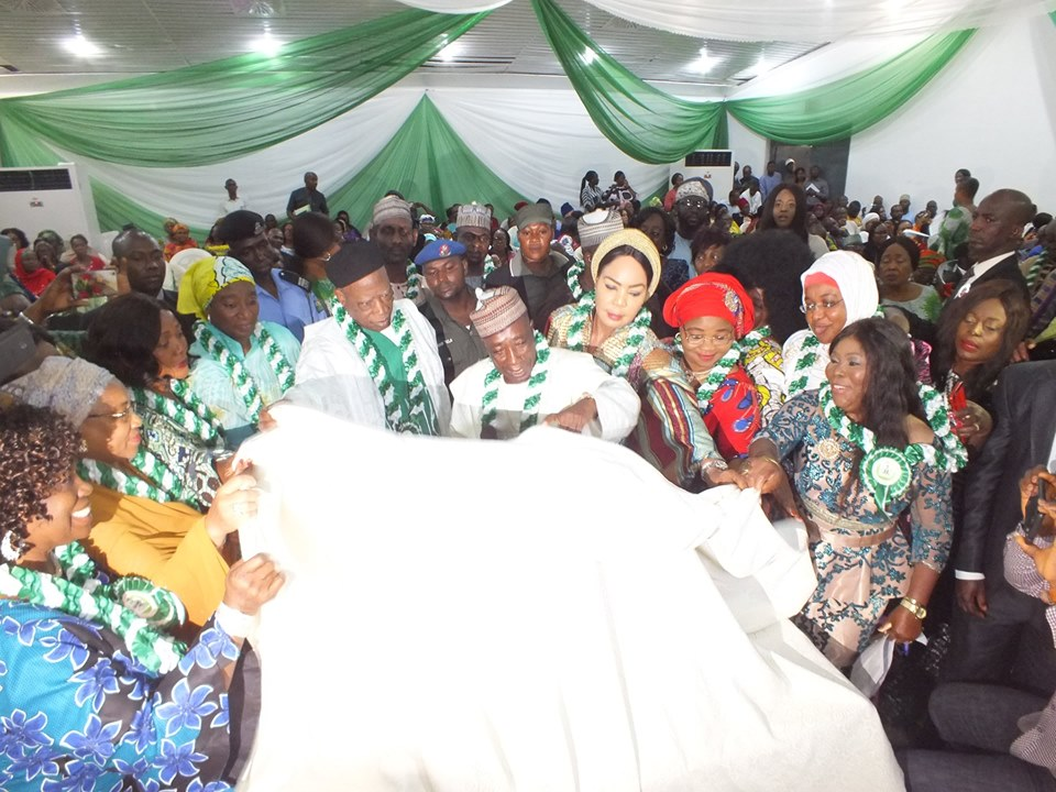 National Gender Policy in Agric