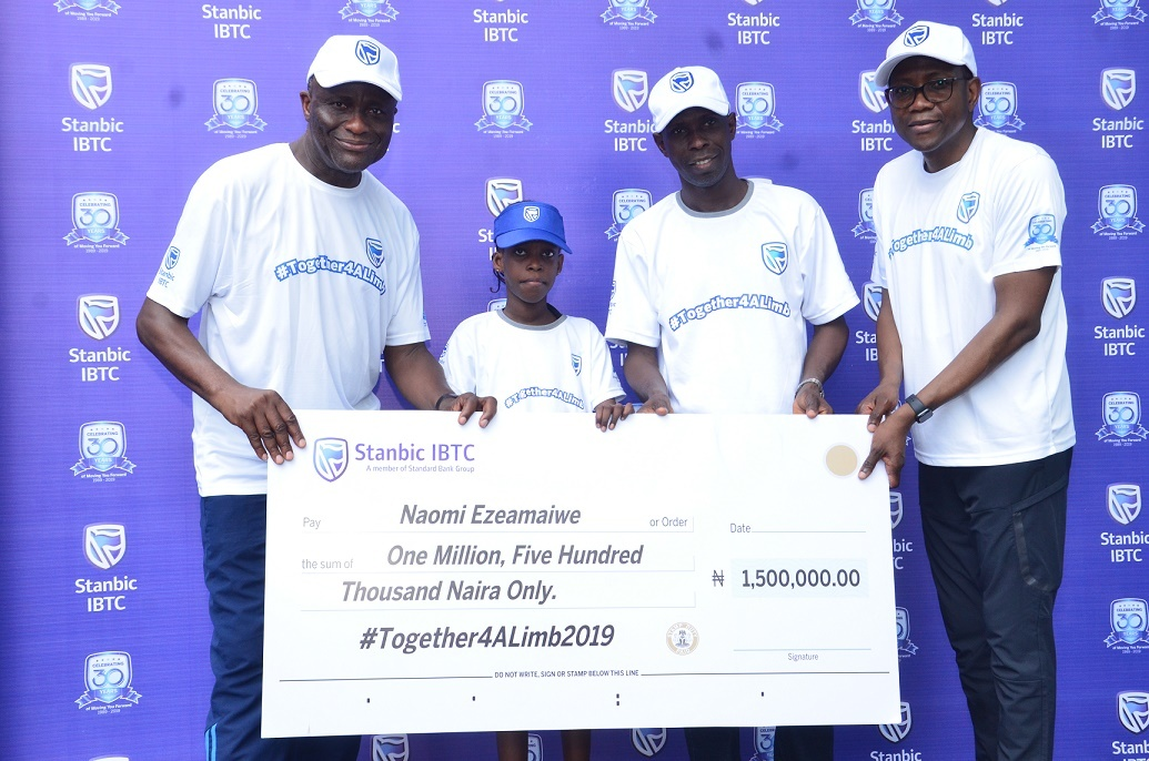 Stanbic IBTC Together4ALimb