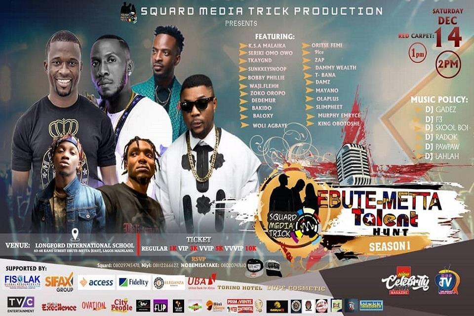 Ebute-Metta Talent Hunt 2019 Show