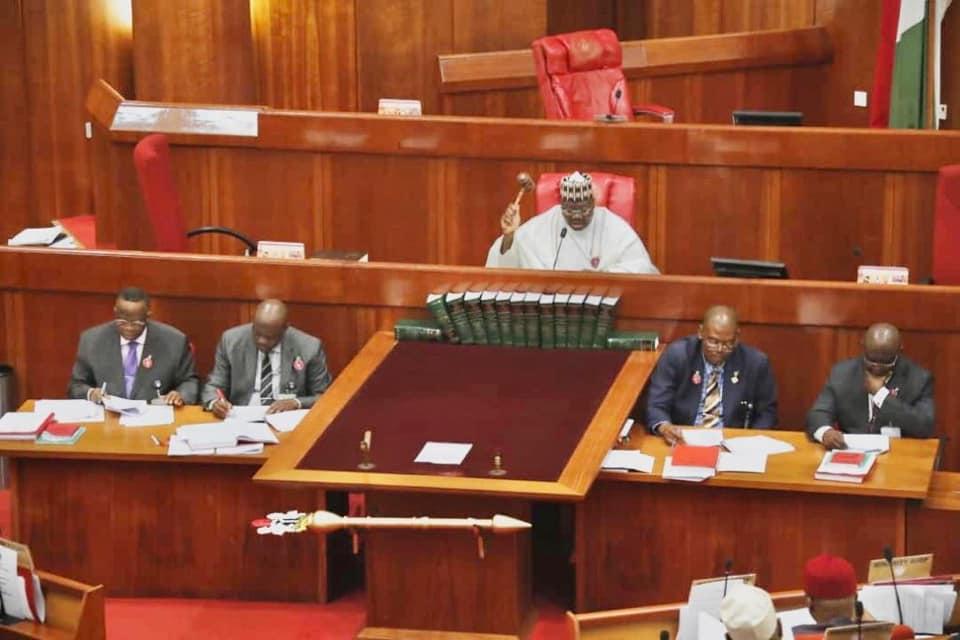 Senate Passes 2020 Budget