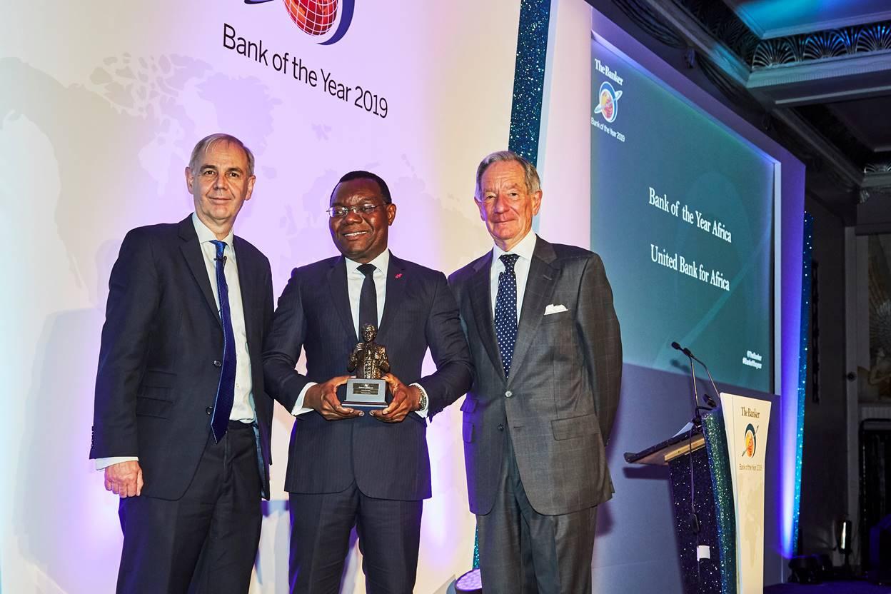 UBA Banker of the Year award 2019