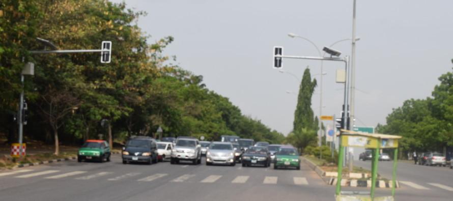 traffic light FRSC nigeria