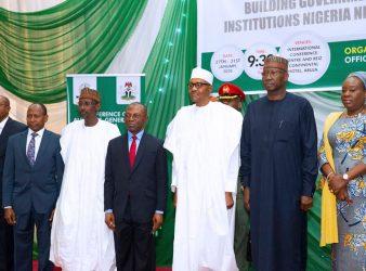Buhari Meets MTN Group