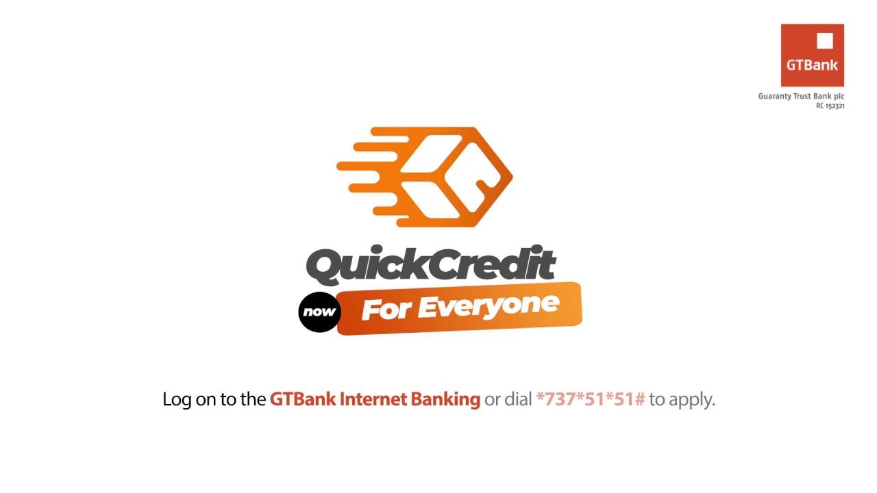 GTBank Quick Credit