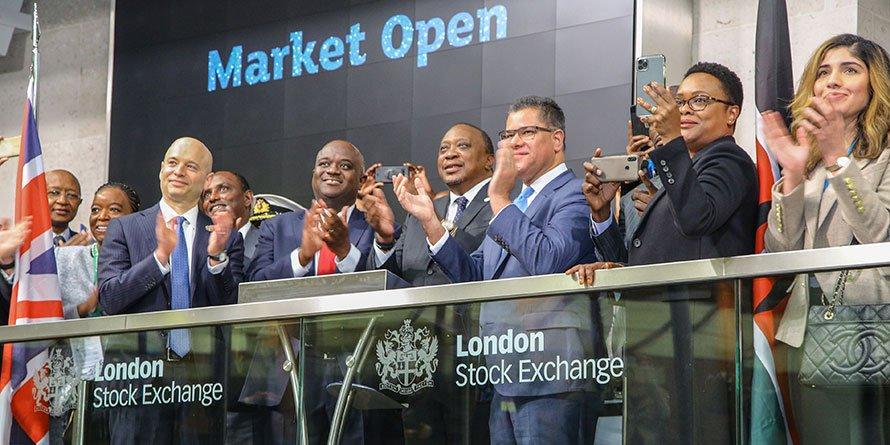 Kenya Green Bond London Stock Exchange
